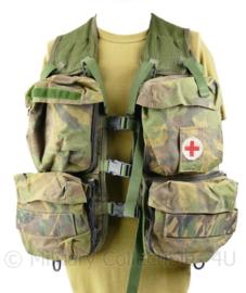 KL Modulair OPS Vest Geneeskundige Verzorger - gebruikt  -origineel