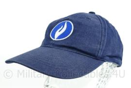 Belgische Politie baseball cap blauw - maat 58 - origineel