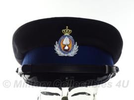 KMAR Koninklijke Marechaussee onderofficier platte pet - maat 57 - origineel