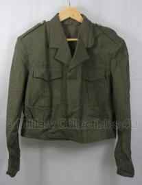 Belgische Ike Batledress jas model 1944 - origineel