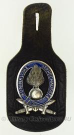 KMAR Koninklijke Marechaussee borsthanger met brevet - origineel