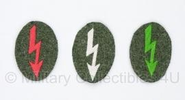 Ärmelabzeichen für Funker Nachrichtentruppe - Heer