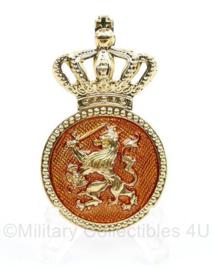 KL Landmacht manschappen DT pet insigne - mist 1 pin - 5,5 x 3 cm - origineel