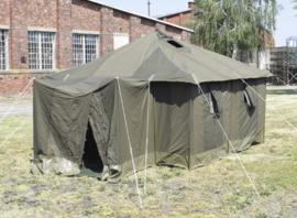 Russische Legertent set - 3 x 3 MET voorstuk inclusief alle toebehoren