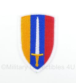 WO2 US Army USARV United States Army Vietnam patch - 7,5 x 4,8 cm
