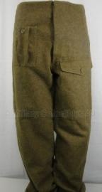 Britse battledress P40 trouser - size 36 - allerbeste kwaliteit