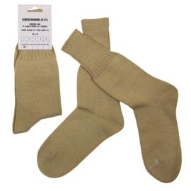 Leger sokken voor gevechtslaarzen - Khaki - nieuw gemaakt