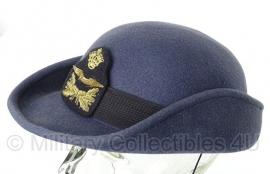 KLU Luchtmacht pet (Dames) onderofficier - maat 54 - origineel
