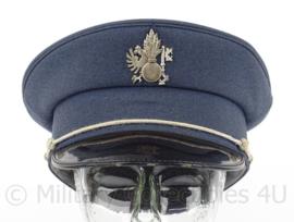 Zwitserse Stadtpolizei pet - maat 57 1/2 - origineel