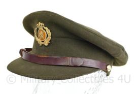 KL DT platte pet 1962 officier - maat 55 - origineel