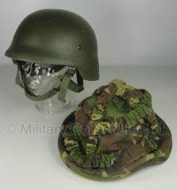 KL helm - MET woodland OVERTREK -   maat Medium- origineel