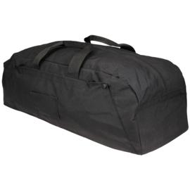 Kmar en KL zwart - rugzak en sporttas in 1 goederentas -  nieuw model type 2- 82x32x25 cm. origineel