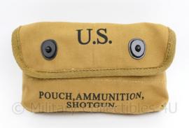 Shotgun Ammunition Pouch Khaki