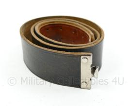Wo2 Duitse koppel echt leder - net naoorlogs - 86x4,5cm - origineel