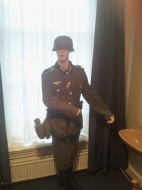 Duitse infanterie soldaat van Jari