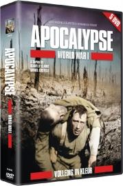 5 DVD box set Apocalypse World War 1