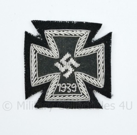 IJzeren kruis 1e klasse ek1 in stof 1939 model - type 2