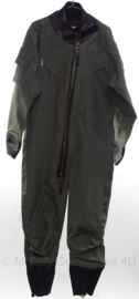 Survival Suit - made in Holland - size 52-180 - origineel