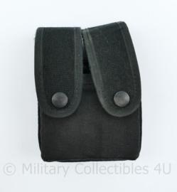 Kmar en Politie Glock 17 Uncle Mikes Sidekick double mag pouch - 15 x 11,5 x 5 cm - origineel