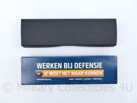 Werken bij Defensie pennen set nieuw - origineel
