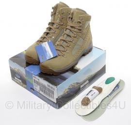 Meindl schoenen Desert  - nieuw in doos - origineel KL - maat 275S / 43,5 S