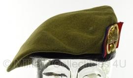 KL baret Garde Grenadiers - maat 59 - ELO 1981 - origineel
