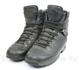 KL Nederlandse leger Meindl schoenen M2 - gebruikt - origineel KL - maat 270B = 43B