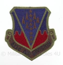 """US air force USAF embleem """"833D Air Division"""" - origineel"""