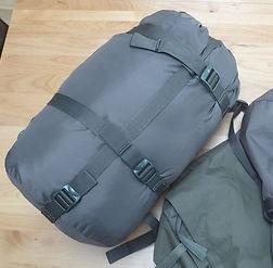 Modular Combat Systems MCSS Combined Compresstion Bag Large  compressietas Groen  - origineel