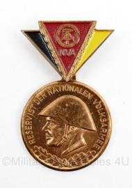 DDR NVA medaille Reservist der Nationalen Volksarmee - origineel