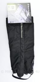 Defensie Gaiters Black Diamond Alpine Gaiters - NIEUW - maat Extra Large - origineel