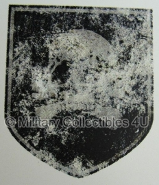 SS Totenkopf decal - 2-025