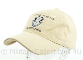 US Army Special forces recruiting cap Ford Bragg origineel - one size - origineel