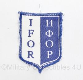 IFOR embleem -  6,5 x 5 cm - origineel