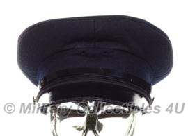 Politie pet zwart - maat 58 - origineel