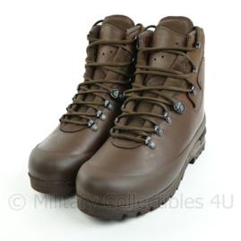 KL Nederlandse leger Haix Mondo legerkisten bergschoenen - Laars, berg, man, bruin - maat 260B = 41B - origineel