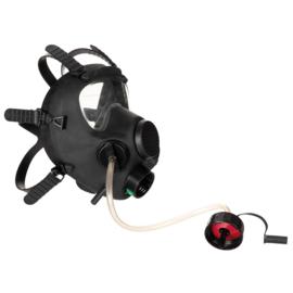 Drinkslang set voor Pools MP5 gasmasker (ZONDER gasmasker) - topstaat - origineel