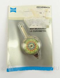 Eschenbach Curvimeter afstandsmeter voor kaarten - nieuw in verpakking - origineel