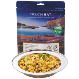 Rantsoen zak - Mediterrane visschotel met rijst NIEUW GEMAAKT Trek 'n Eat