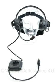 Nederlands leger en Britse leger medium Norse Raptor headset  RA5000 - zeer goede staat - origineel