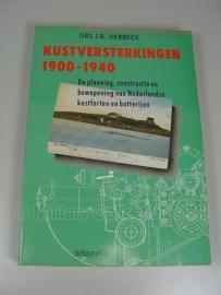 Kustversterkingen 1900-1940 Drs J.R. Verbeek