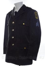 GI Guardsmark Police style uniform jacket Sergeant - size 40 = NL maat 50 - origineel