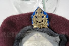 UNIEK!!! Nepal Politie Baret - art. 227