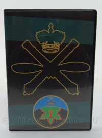 DVD Commando Luchtdoelartillerie - afmeting 19 x 13,5 cm - origineel