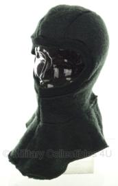 KL hoofdwarmer fleece - groen - origineel