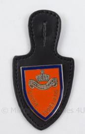 KL Landmacht DT borsthanger Garde Fusiliers Princes Irene Brigade - nieuwste model - afmeting 5 x 9,5 cm - origineel