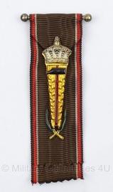 Belgische medaille  - origineel
