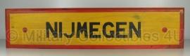 Houten Road signs