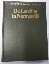 """Naslagwerk """"De landing van Normandie"""""""