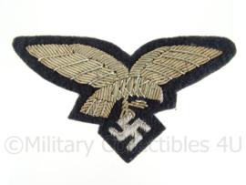 WO2 Duitse Luftwaffe officiers pet adelaar - origineel